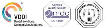 Сертификаты качества Kohler