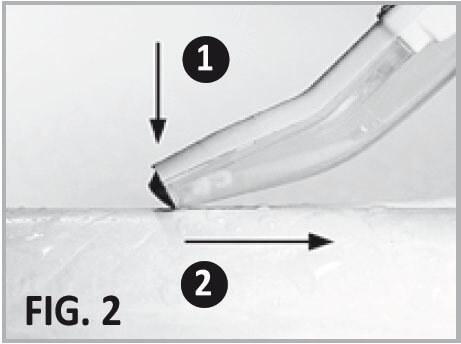 Инструкция по использованию скребка Safescrapper Twist